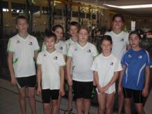 Die Mannschaft des Eberswalder SV